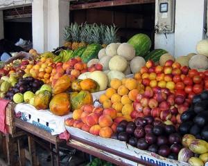 Reciclaje de frutas y hortalizas